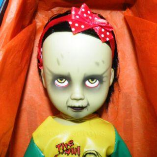 Living Dead Dolls Series 18 Gabriella Halloween Boxed