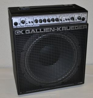 Gallien Krueger MBE III MicroAmplifier Series Bass Effects 150 Watts
