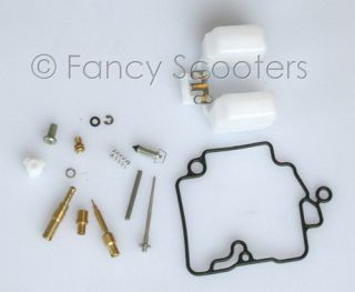 GY6 50cc Carburetor Repair Kit Chinese 50cc Gas Scooters