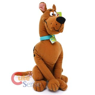 Scooby Doo Plush Doll Figure 15 Seated Large Stuffed Toy