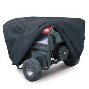 Classic Accessories Generator Cover Black 79527 SC New