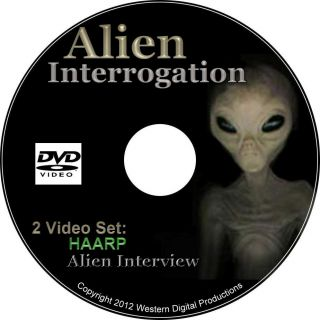 Video Aliens Top Secret Ufos Area 51 Documentary DVD