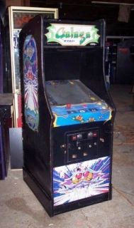 1981 Galaga Arcade Video Game by Midway Very Popular
