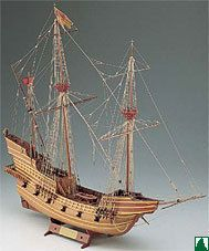Corel Gallion Veneto kit wood ship Model SM 31