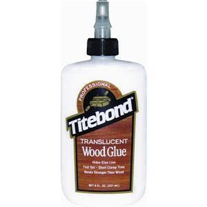 Franklin 6123 Titebond Translucent Wood Glue