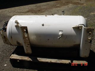 Propane Motor Fuel Tank 60 Gallon