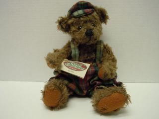 Ganz Cottage Collectibles Teddy Bear retired Robbie 1996 CC602 with