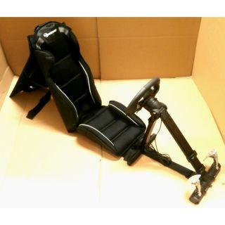 SUB203RPCS PS3 Game Controller Racing Seat Wheel not Locking