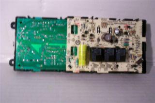 FRIGIDAIRE KENMORE RANGE OVEN CONTROL BOARD CLOCK 316101102 316131600