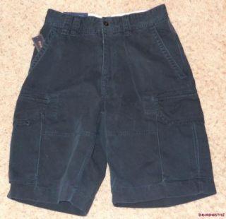 NWT $65 Polo Ralph Lauren Gellar Cargo Shorts 28