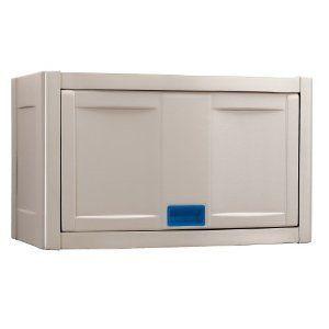 Garage Shop Utility Storage Garden Tools Storage Wal Hung Cabinet NEW