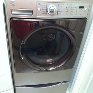 Front Loading Kenmore Elite Steam Dryer Model number 796 81728000