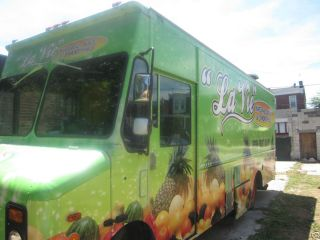 Food Truck Catering Smoothie Fruit Salad and More