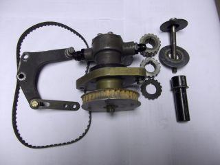 Belt Drive Fuel Pump C s Hilborn UMP IMCA