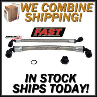 Fast LSX 98 02 LS1 F Body EFI Fuel Line Conversion Kit Camaro Firebird