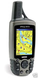 GPS Garmin GPSMAP 60CSx 60 CSX Garania Mapas España