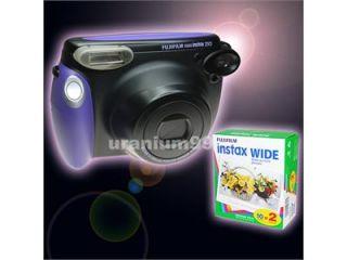 Fuji Fujifilm Instax 210 Halloween Camera Instant Polaroid Photo + 20
