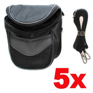 5X Bag Case for Sony Digital Camera Garmin TomTom GPS