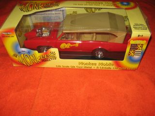George Barris Limited Edition Monkey Mobile 1 18 Ertl