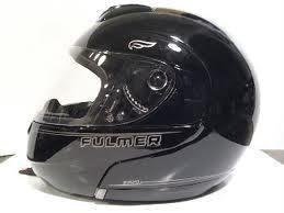 Fulmer M1 Modular Helmet Gloss Black XXL