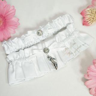 Fairy Tale Dreams Wedding Garter Set Fairytale Bridal Garters