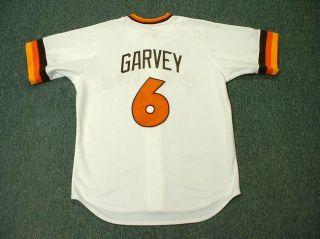 garvey san diego padres cooperstown home jersey xxl