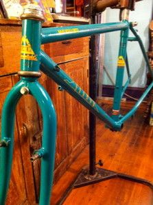 Gary Fisher Hoo Koo E Koo Vintage Mountain Bike Frame