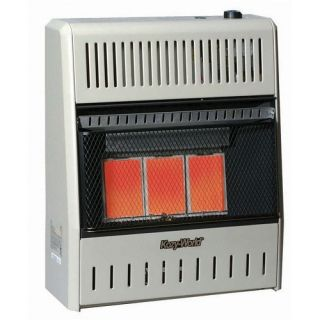 Marketing 18 000 BTU Infrared Natural Gas Wall Space Heater