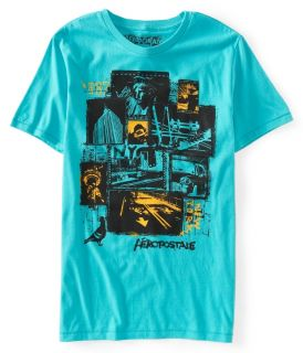 Aeropostale 1987 Aero NYC New York City Streets Graphic T Shirt XL NWT