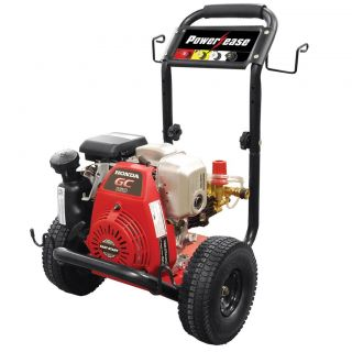 Gas Pressure Washer 6hp Honda GC190 Axial Pump Be Pressure Supply Up