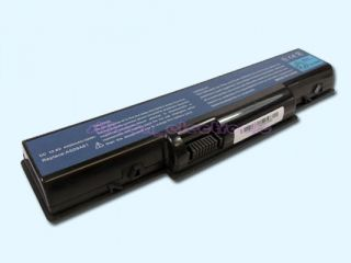 New Laptop 6 Cell Battery for Gateway NV52 NV53 NV56 AS09A71 AS09A73