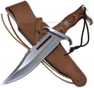 Gil Hibben Fighter III Rambo Bowie Hunter Hunting Combat Knife