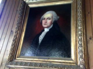 George Washington Portrait Oil Painting