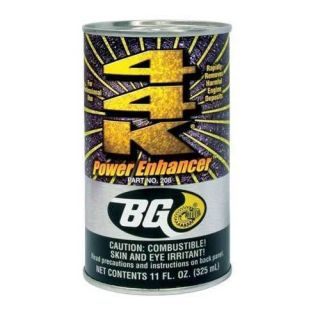 BG 44K 6 Cans Power Enhancer Fuel Injector System Cleaner