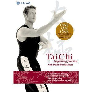 Tai Chi for Beginners Beginning Practice DVD 2004 New