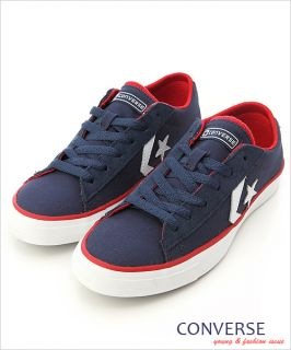 BN Converse Star Classic Ox Navy White Shoes 109
