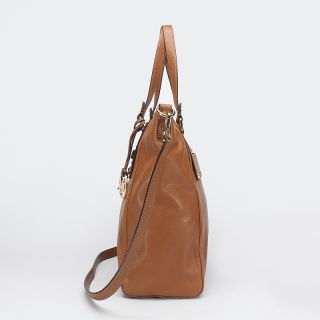 Michael Kors Gilmore Large Tote Luggage $398 New