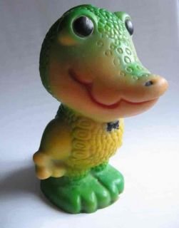 Rare Crocodile Gena freind of Cheburashka Soviet Russian USSR cartoon