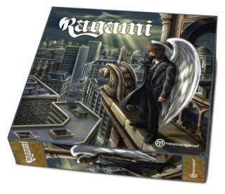 This auction is for Ragami board game (Mesa Board Games) MBG007.