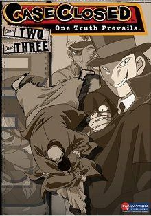 Case Closed Case 2 3 Starter Set Series Collector Box New Anime DVD