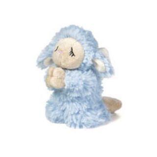 Ganz Plush Baby Ganz Praying Angel Lamb Blue 5 inch Stuffed Animal Toy