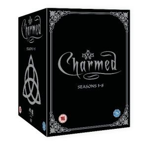Charmed Complete Series 1 8 Limited Chest Edition Box Set 48 Disc