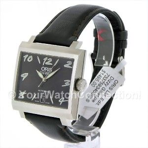 New Oris Dizzy Gillespie Lmtd Edition Automatic Mens Watch Model