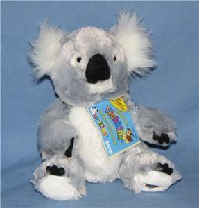 Webkinz Lil Kinz Koala Tiny Fluffed Cutie Ships Fast Low Combined Rate