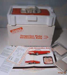 "George Barris  Tangerine Flake Streamline Baby"" 1960 Chevrolet"