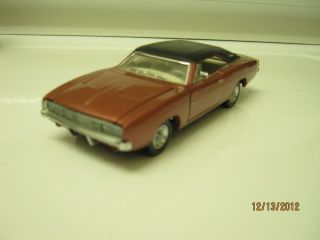 Dodge Charger 1 43 Scale Franklin Mint