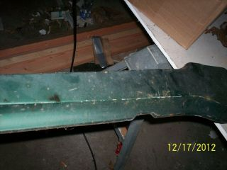 1967 Ford Fairlane GT GTA Convertable Front Valance Filler Panel