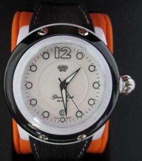 Glam Rock Womens GK1010 Miami Beach White Dial Watch