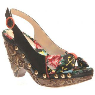Poetic LICENCE Garden Variety in Black Womens Shoes Heels Various
