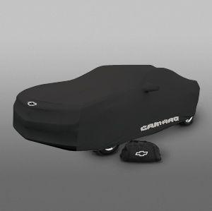 2010 2013 Camaro GM Accessories Indoor Cover Black w Camaro Logo